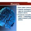 как развить способности мозга видео