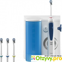 Ирригатор braun oral b oxyjet md20 отзывы