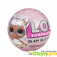 Игрушки MGA Entertainment Шар L.O.L. Surprise Glitter Glam отзывы