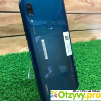 Смартфон huawei p smart z midnight black отзывы