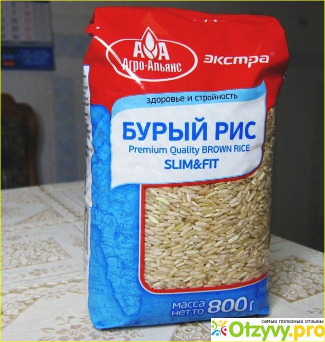 Рис и похудение отзывы