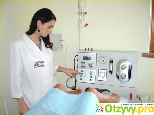 Как проводится процедура орошения кишечника?