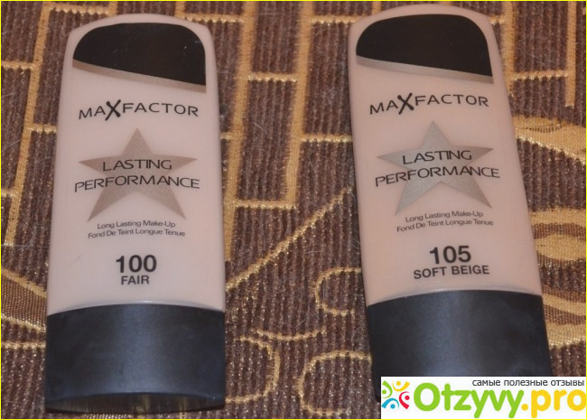 Max factor lasting performance фото1