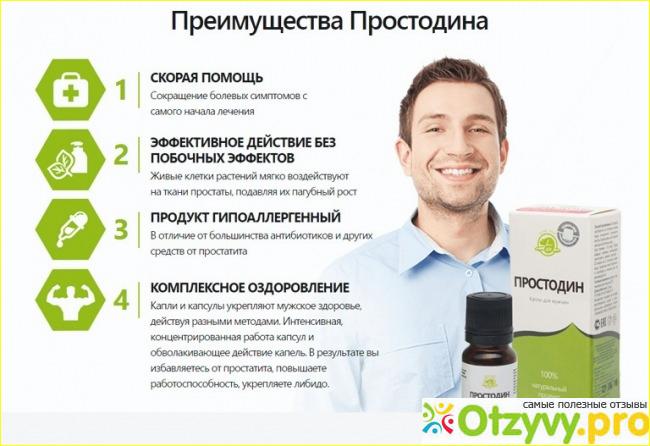 Насколько эффективно лекарство для мужчин: состав препарата от простатита и его свойства