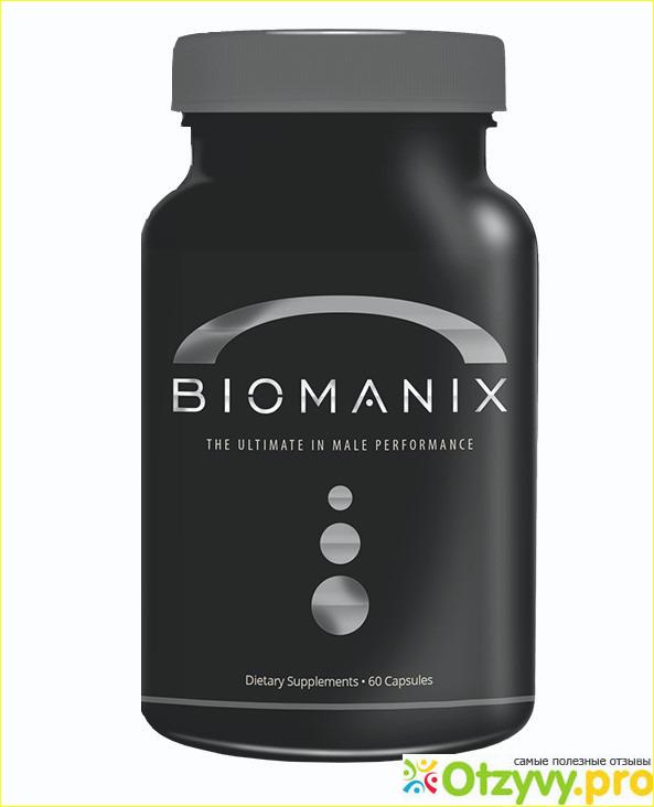 Капсулы BIOMANIX для мужчин