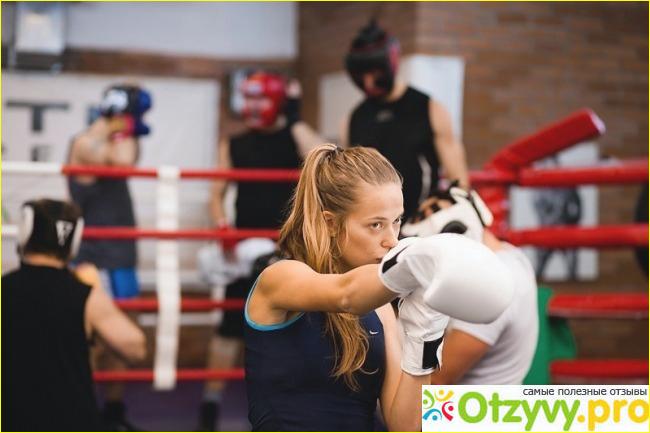 Бокс - отличный способ похудения