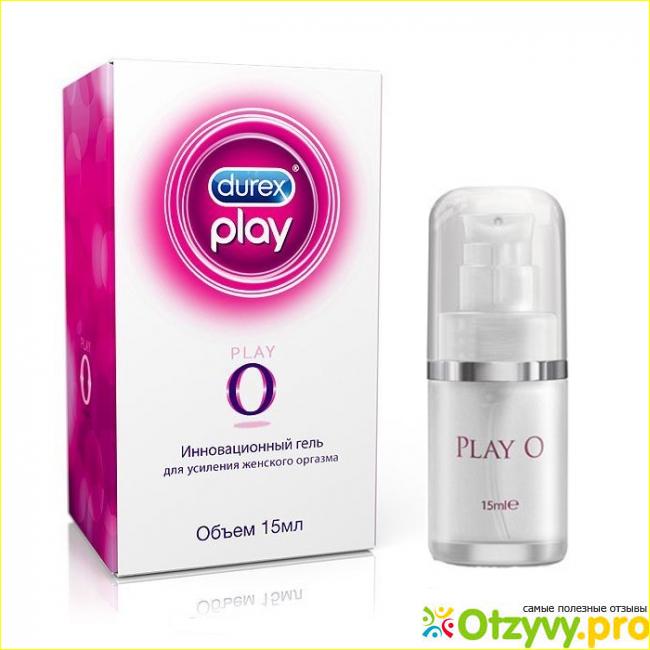 Общая информация об интимном геле для женщин Durex «Play O»