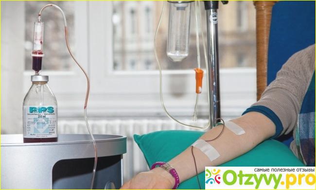 Отзыв о Озонотерапия внутривенно отзывы врачей