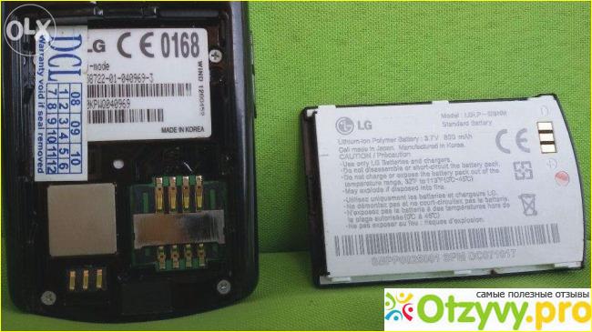 lg ce0168 технические характеристики
