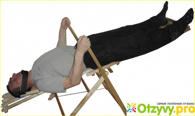 Об упражнениях на качелях Яловицына