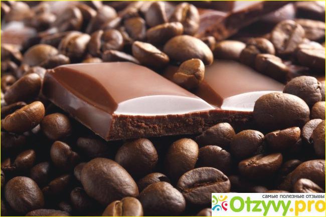 Шоколад Россия кофе с молоком фото2