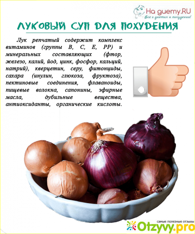 Диеты для похудения на супе отзывы