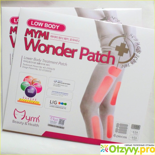 Slim Patch и Wonder Patch