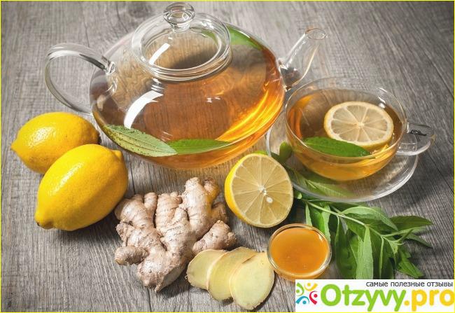 Польза имбиря, чеснока и лимона для снижения веса.