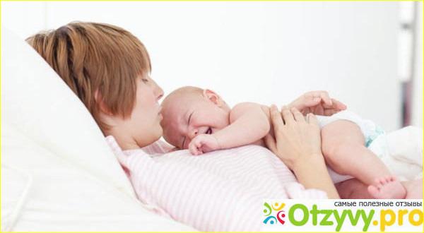 Мочеиспускание у новорожденного ребенка.