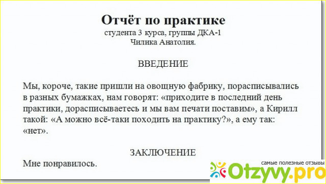 Создание сайта предприятия отчет по практике создание сайтов в балашихе