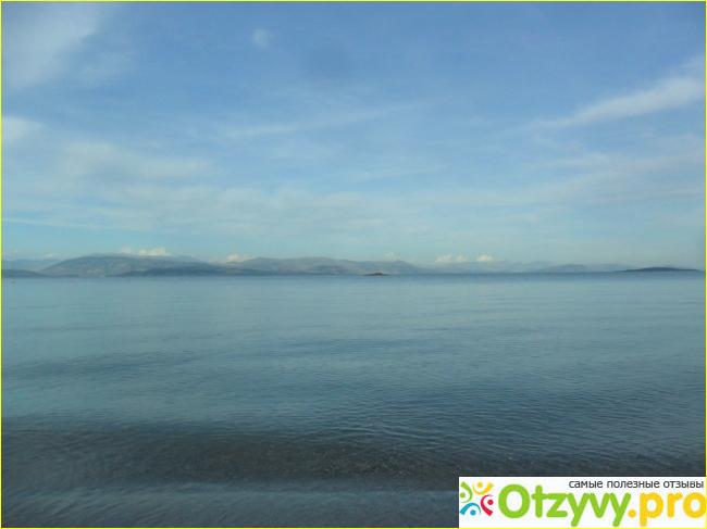 Зеленые острова Греции