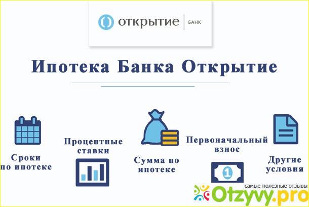 Отзывы ипотека банк открытие фото4