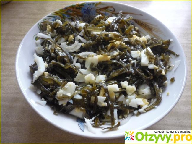 Салат из морской капусты Дальневосточный фото4