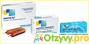 Витамин для беременных магний в6 815