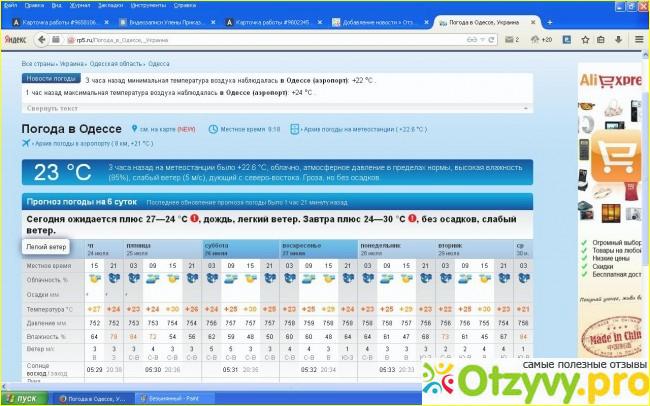 Реальная погода в калининграде 144