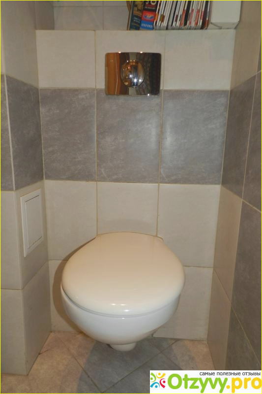 Как сделать туалет подвесной 304