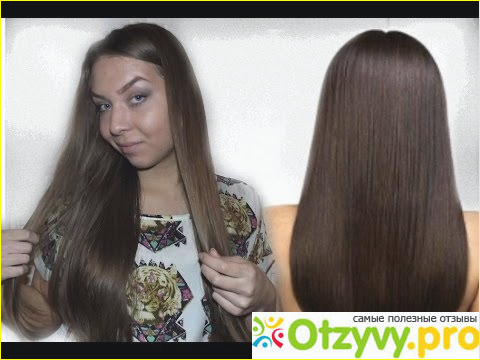 Как сделать так чтобы волосы были прямыми без утюжка 388