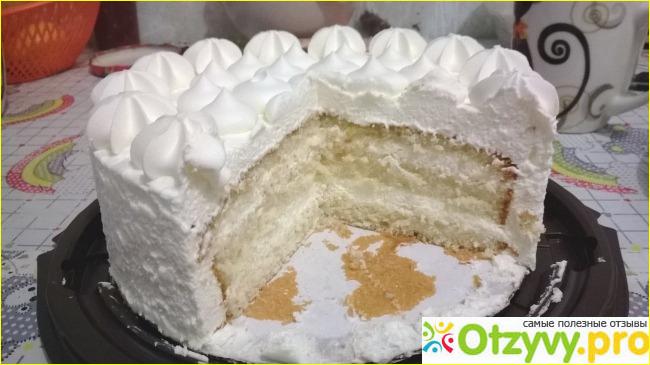 Усладов торт пломбирный рецепт с пошагово
