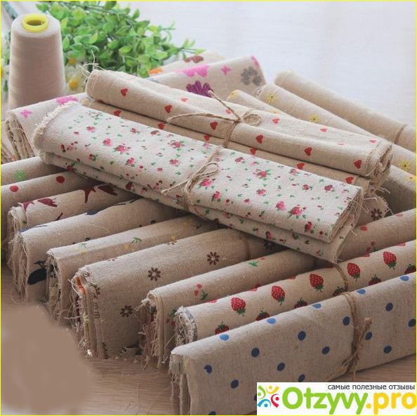 Легкие ткани для шитья