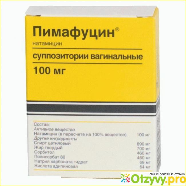 Пимафуцин инструкция форум препарат