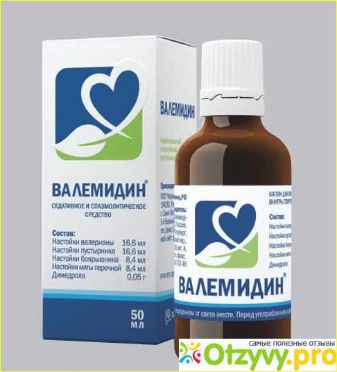 Валемидин при климаксе поможет победить стресс
