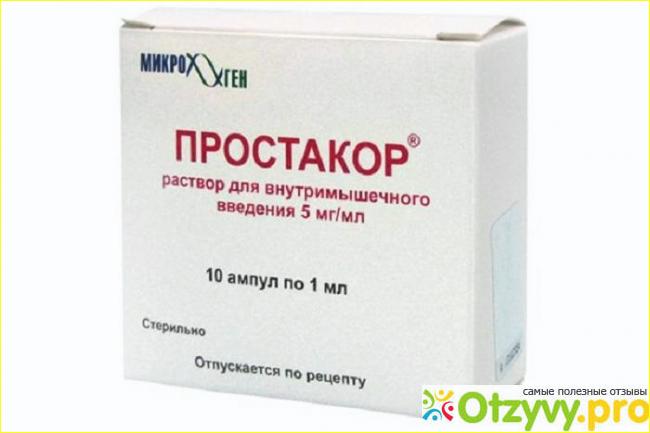 Простакор при простатите отзывы главные причины простатита