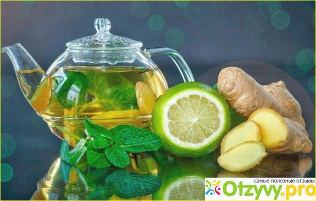 Как сделать чай из имбиря с лимоном и медом