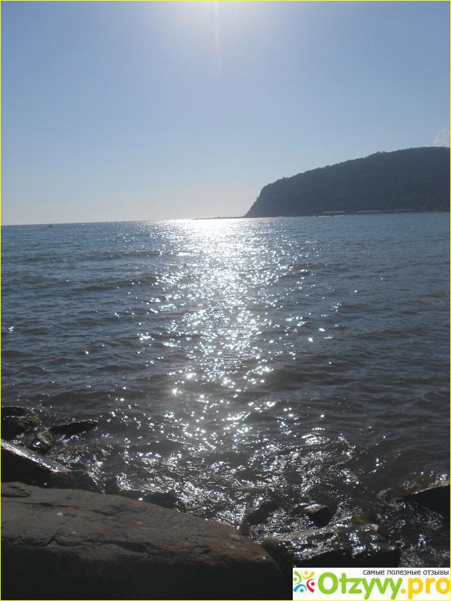 Пляжи Хосты и Кудепсты Azurru