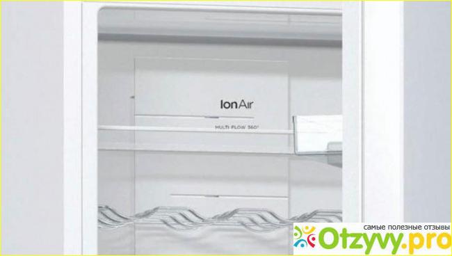 Двухкамерный холодильник Gorenje